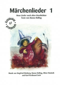 Märchenlieder 1 (Klavierpartitur)