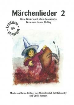 Märchenlieder 2 (Klavierpartitur)