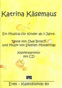 Katrina Käsemaus  (Klavierpartitur mit CD)