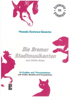 Die Bremer Stadtmusikanten (Orff)