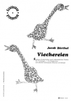 Viechereien  (Partitur)