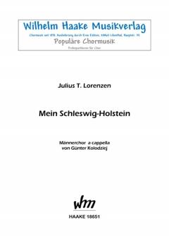 Mein Schleswig-Holstein (Männerchor)