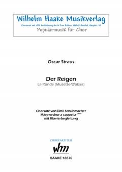 Der Reigen (Männerchor)