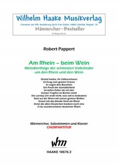 Am Rhein - beim Wein (Männerchor)