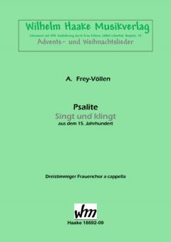 Psalite (Frauenchor 3st)