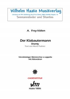 Der Klabautermannn (Männerchor)