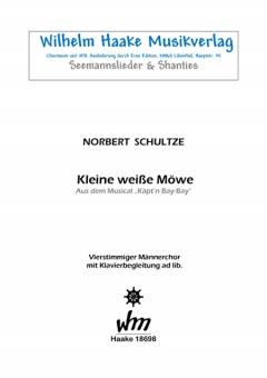 Kleine weiße Möve (Männerchor)
