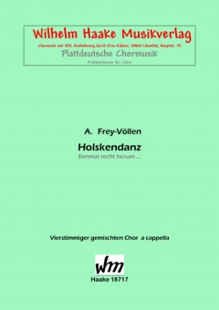 Holskendanz (gemischter Chor)