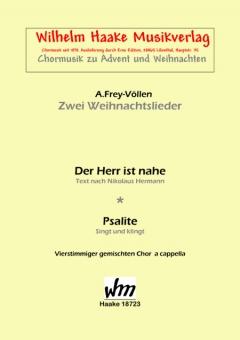Psalite (gemischter Chor)