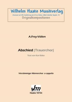 Abschied (Männerchor)