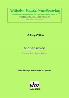 Sünnenschien (Frauenchor 3st)