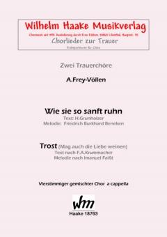 Trost (gem.Chor)