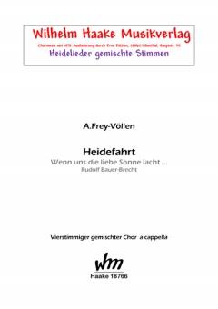 Heidefahrt (gemischter Chor)
