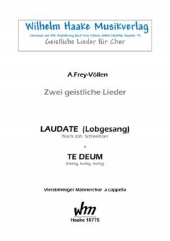 Laudate (Männerchor)