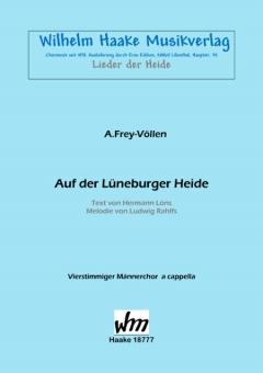 Auf der Lüneburger Heide (Männerchor)