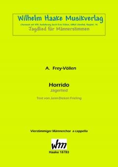 Horrido (Jägerlied) (Männerchor)