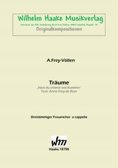 Träume (Frauenchor 3st)