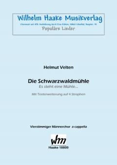 Die Schwarzwaldmühle (Männerchor)