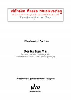 Der lustige Mai (gemischter Chor 3st)