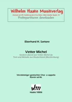 Vetter Michel (gem.Chor)
