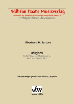 Mirjam (gemischter Chor)