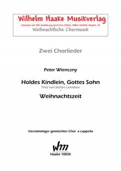 Zwei Lieder (gemischter Chor)