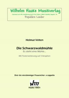 Die Schwarzwaldmühle (Frauenchor 3st)
