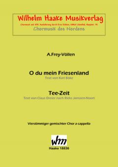 O du mein Friesenland (gem. Chor)
