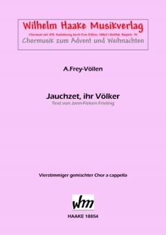 Jauchzet, ihr Völker (gem. Chor)