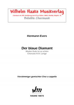 Der blaue Diamant (gemischter Chor)