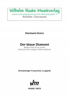 Der blaue Diamant (Frauenchor 3st)