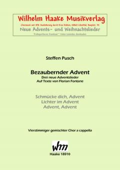 Bezaubernder Advent (gemischter Chor)