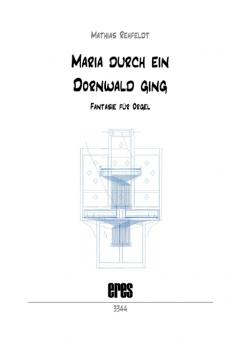 Maria durch ein Dornwald ging (Orgel)