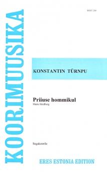 Priiuse hommikul (gemischter Chor)