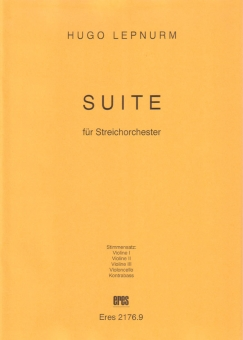 Suite (String Orchestra-Parts)