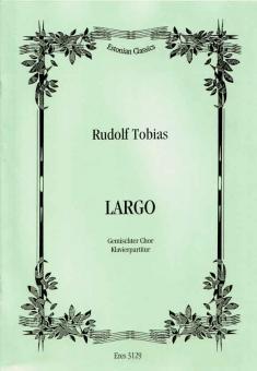 Largo (mixed choir-Score)