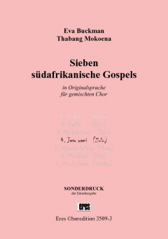 Phindukulme (mixed choir SATB)
