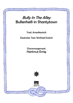 Bully In The Alley (Männerchor)