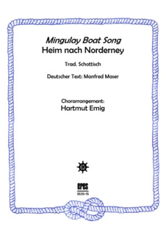 Mingulay Boat Song (Männerchor)