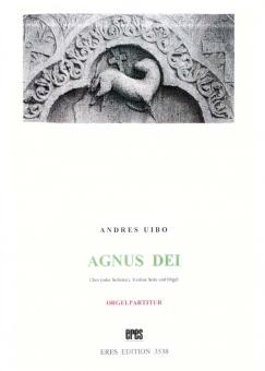 Agnus Dei (organ score)