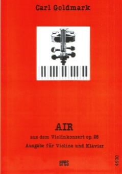 Air (violin, piano)