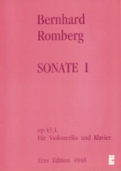 Sonate I (op.43,1)