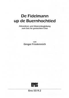 De Fidelmann (gem. Chor Begl.)