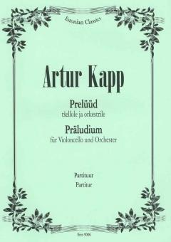 Prelude (Violoncello, Orchester)