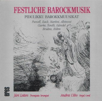 Festive baroque music (CD)
