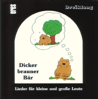 Dicker brauner Bär (Download)