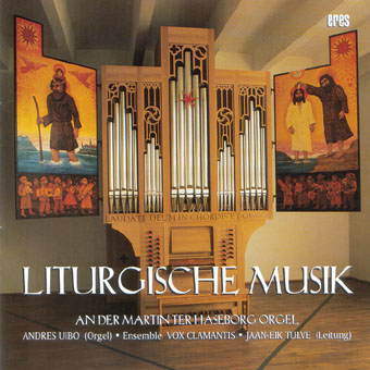 Liturgical music on Martin ter Haseborg-Orgel/Tallinn (Download)