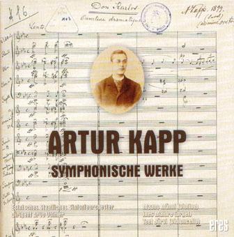 Symphonic works (CD)