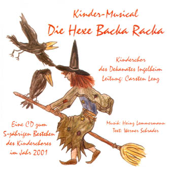 Die Hexe-Backa-Racka (Demo CD)