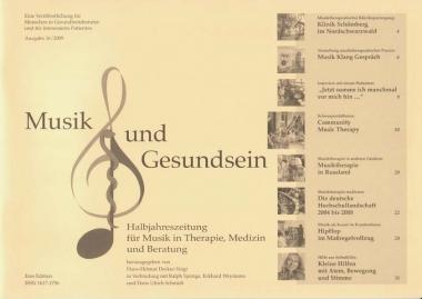 Musik und Gesundsein MUG-16